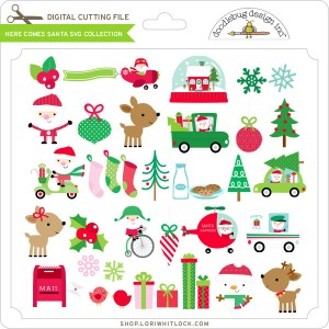 DB-Here-Comes-Santa-SVG-Collection