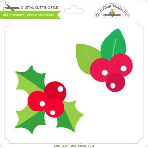 DB-Holly-Berries-Here-Comes-Santa