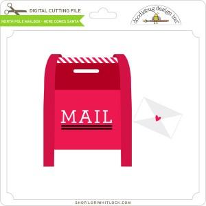 DB-North-Pole-Mailbox-Here-Comes-Santa