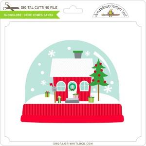 DB-Snowglobe-Here-Comes-Santa