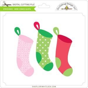 DB-Stockings-Here-Comes-Santa