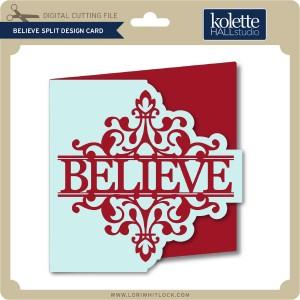 KH-Believe-Split-Design-Card