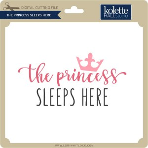 KH-The-Princess-Sleeps-Here