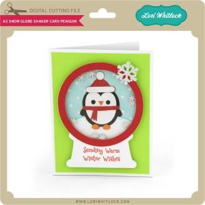 LW-A2-Snow-Globe-Shaker-Card-Penguin