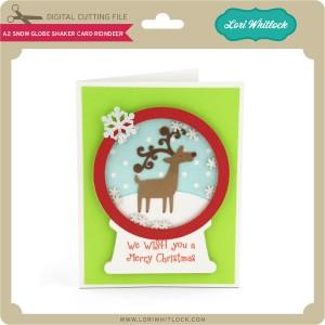 LW-A2-Snow-Globe-Shaker-Card-Reindeer