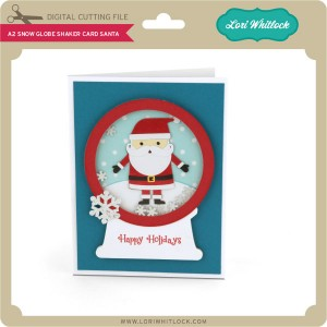 LW-A2-Snow-Globe-Shaker-Card-Santa