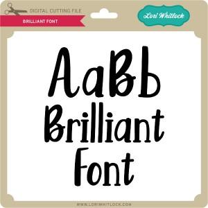 LW-Brilliant-Font