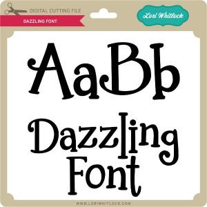 LW-Dazzling-Font