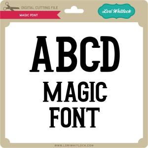 LW-Magic-Font