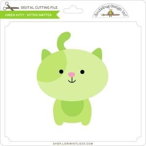 DB-Green-Kitty-Kitten-Smitten