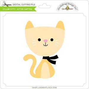 DB-Yellow-Kitty-Kitten-Smitten