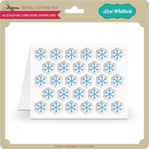 LW-A2-Stacking-Card-Base-Snowflake