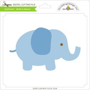 DB-Elephant-Snips-&-Snails