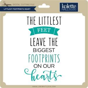 KH-Littlest-Footprints-Heart