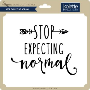 KH-Stop-Expecting-Normal