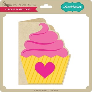 LW-Cupcake-Shaped-Card