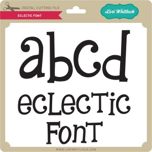 LW-Eclectic-Font