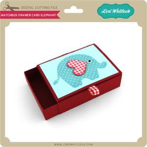 LW-Matchbox-Drawer-Card-Elephant