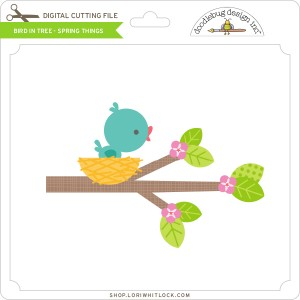DB-Bird-in-Tree-Spring-Things