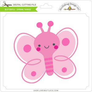 DB-Butterfly-Spring-Things