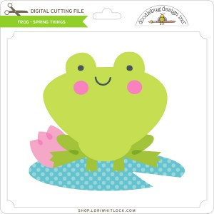 DB-Frog-Spring-Things