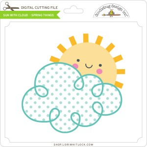 DB-Sun-With-Cloud-Spring-Things