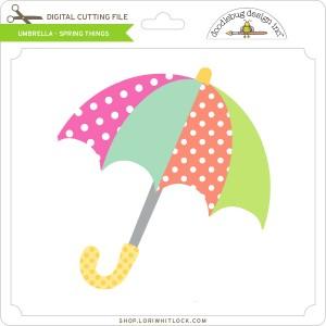 DB-Umbrella-Spring-Things