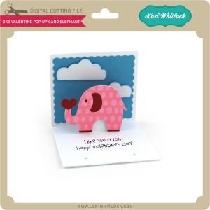 LW-3x3-Valentine-Pop-Up-Card-Elephant