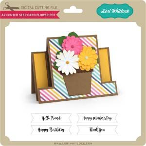 LW-A2-Center-Step-Card-Flower-Pot