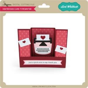 LW-Center-Box-Card-Typewriter