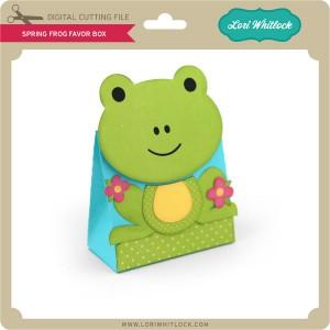 LW-Spring-Frog-Favor-Box
