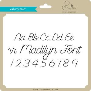 RR-Madilyn-Font