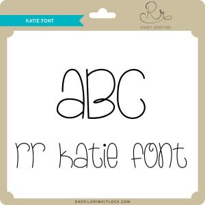 RR-My-Katie-Font