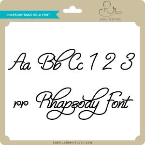 RR-Rhapsody-Basic-Bold-Font