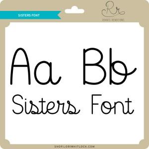 RR-Sisters-Font