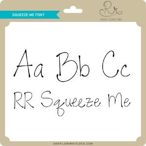 RR-Squeeze-Me-Font