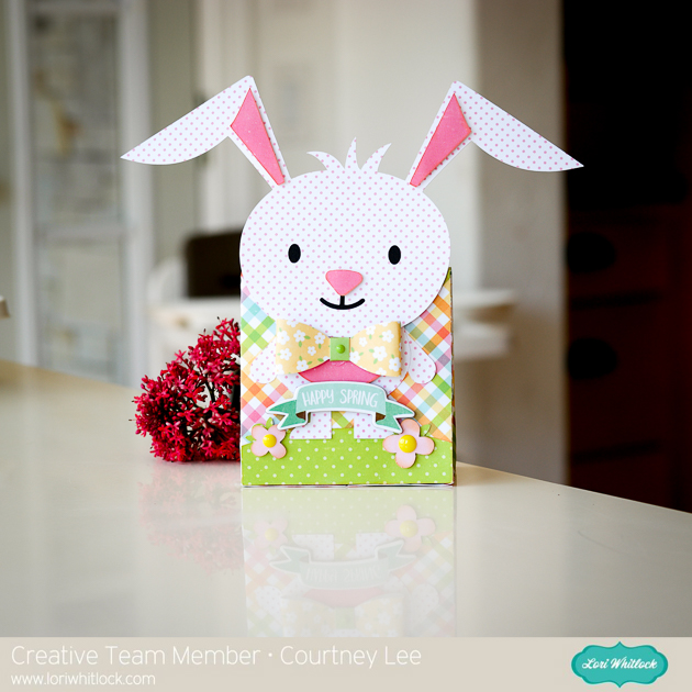 Easter bunny favor box with courtney lori whitlock the tutorial today is how to import into cricut design space there is a little trick and if you were like me and were really confused why the little black negle Gallery