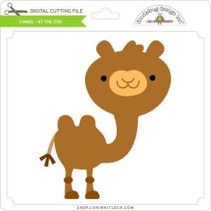 DB-Camel-At-the-Zoo