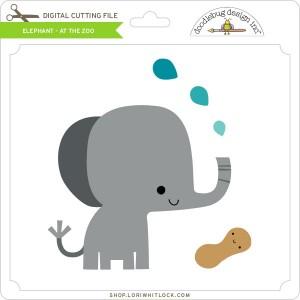 DB-Elephant-At-The-Zoo