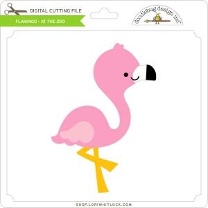 DB-Flamingo-At-The-Zoo