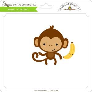 DB-Monkey-At-the-Zoo
