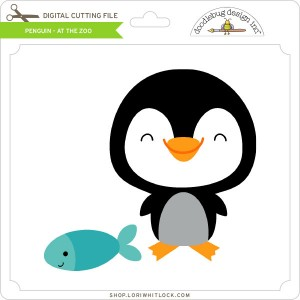 DB-Penguin-At-the-Zoo