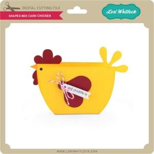LW-A2-Shaped-Box-Card-Chicken