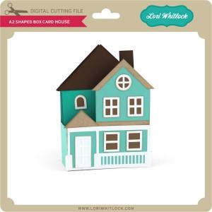 LW-A2-Shaped-Box-Card-House