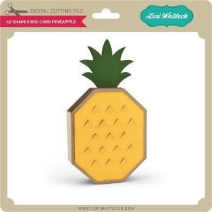 LW-A2-Shaped-Box-Card-Pineapple