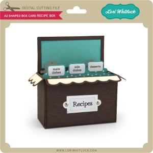 LW-A2-Shaped-Box-Card-Recipe-Box