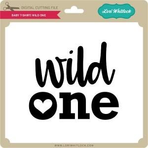 LW-Baby-T-Shirt-Wild-One