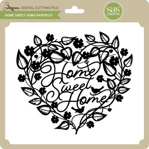 SAS-Home-Sweet-Home-Papercut