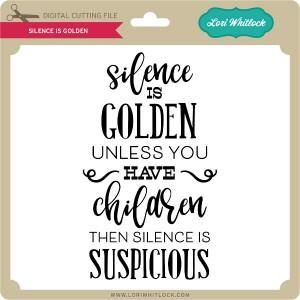 LW-Silence-is-Golden