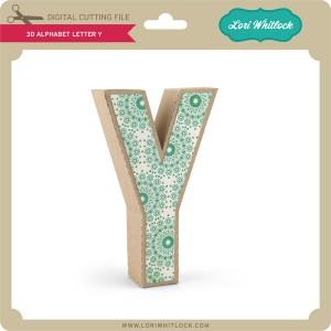 LW-3D-Alphabet-Letter-Y